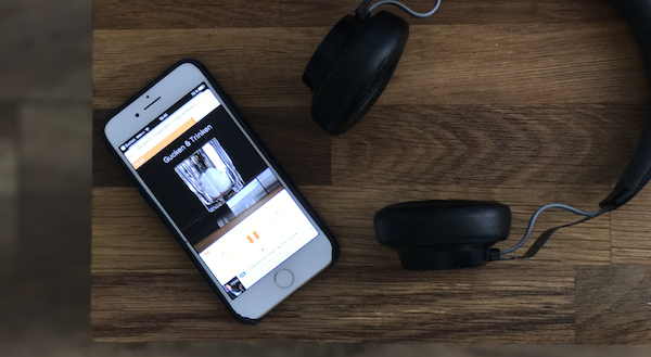 LIeblingspodcast hören